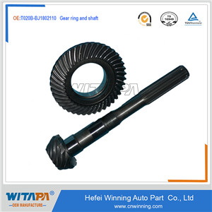 Gear ring and shaft T020B-BJ1802110 For Chery Tiggo