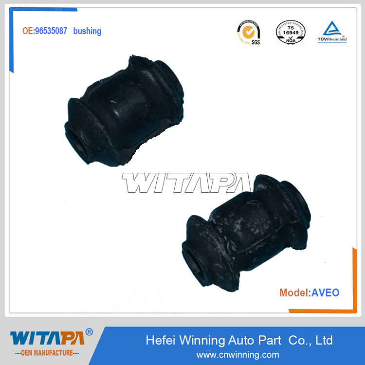 arm bushing for chevrolet aveo 96535087