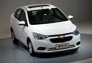 Chevrolet Sail 1.5L repuestos