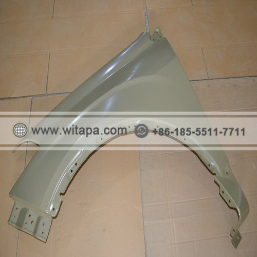 Left fender assembly - electrophoresis T21-8403010DY CHERY